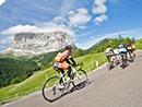 Hobbysportler auf den Spuren von Rad WM, Giro d'Italia und Österreich Radrundfahrt