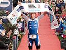 Dramatischer 28. Austria Triathlon 2015 in Podersdorf