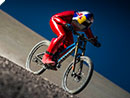 Speed-Rekord mit dem Mountainbike: Premiere bei Red Bull TV