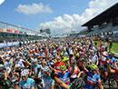 Race Around Austria-Fahrt zum Nürburgring