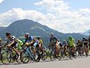 Matthias Forsthuber sprintet auf Platz 2 beim Radweltpokal