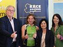 Race Around Niederösterreich einer der Rad-Hotspots des Jahres