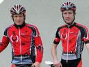 Reichl/Kirchberger im Team bei der Transalp 2010