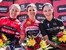 Juri Ragnoli und Elena Gaddoni sind die HEROes 2017