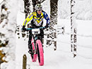 Snow Bike Festival Gstaad - Fatbiken im Schnee