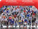 Teilnehmer trotzen den Wetterkapriolen beim 4. St.P�ltner Radmarathon