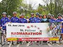 Offizielle Streckenbesichtung 7. St. Pöltner Radmarathon