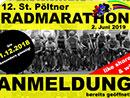 12. int. St.Pöltner Radmarathon Austria Top Tour 2019