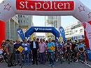 Perfekte Bedingungen beim 12. St. Pöltner Radmarathon