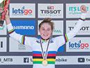Laura Stigger krönt eine Traumsaison mit dem Weltmeistertitel