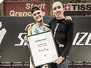 Christoph Strasser schafft in der Schweiz neuen 24h Bahn-Weltrekord