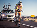 Christoph Strasser greift 24-Stunden Weltrekord an