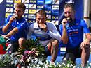 Alexey Medvedev und Gunn Rita Dahle sind die neuen Mountainbike Marathon Europameister