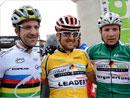 Christoph Sauser verteidigt Trans Germany-Titel