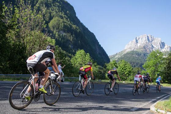 12. Juni Dolomitenradrundfahrt & SuperGiroDolomiti