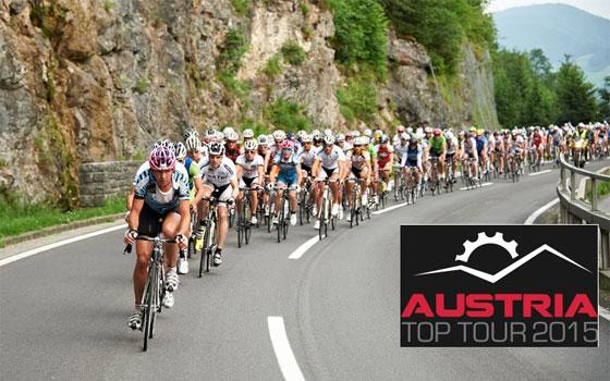 Österreichs größte Radmarathon Serie 2015 wächst