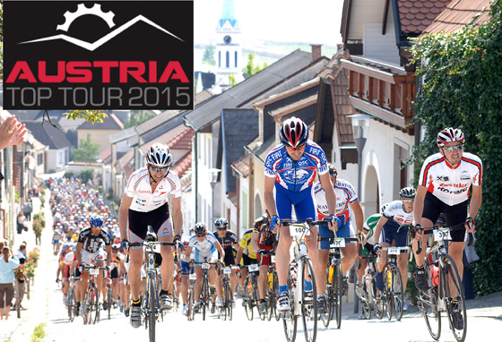 Austria Top-Tour Saisonstart am 26. April in Mörbisch