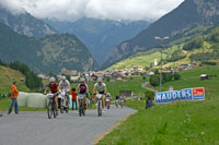 3. Bergkastel Uphill Race