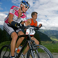 Bergkastel Up-Hill-Race fordert Läufer & Mountainbiker am 14. Juli in Nauders