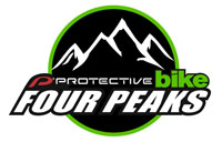 BIKE Four Peaks 2014: Trailfeuerwerk