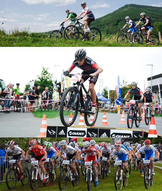 Grazer Bike-Opening Stattegg 09. - 11. Mai