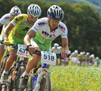 Finale Centurion Mountainbike Challenge in Krumbach 25.-26.8.