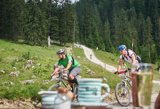Centurion Mountainbike Challenge-Saisonausklang mit Techniktraining