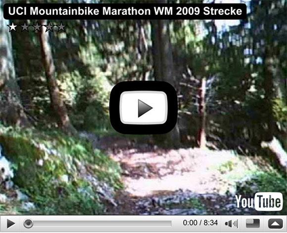 UCI MTB Marathon WM 2009 Streckenhighlights