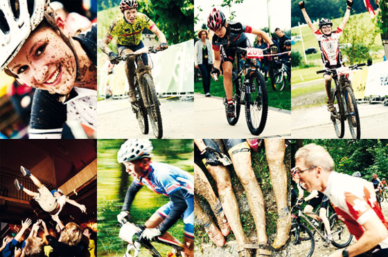 UEC European Youth Mountainbike Championships Graz/Stattegg, 10. – 16. August 2015