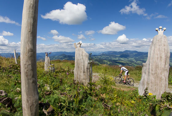 Elite trifft Hobby > Grazer Bike-Marathon Stattegg