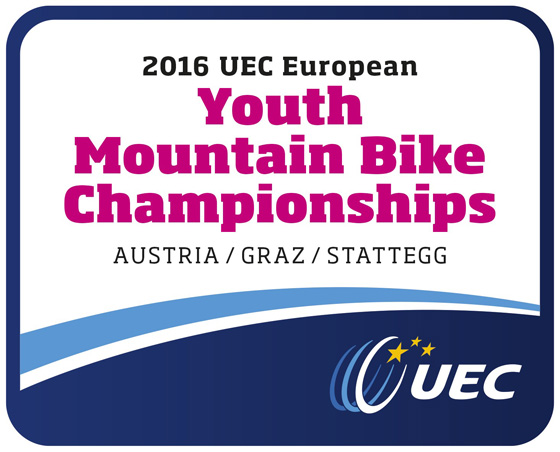 2016 UEC European Youth Mountainbike Championships Graz/Stattegg, 15. – 19. August