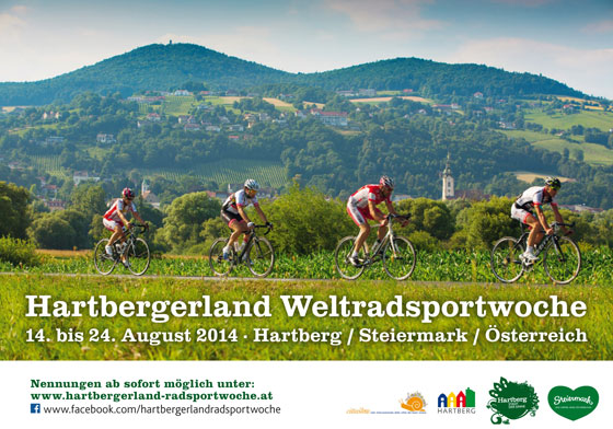 Hartbergerland Weltradsportwoche