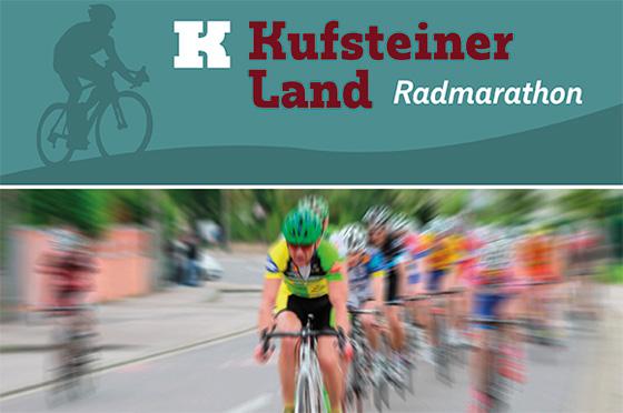 Einladung zum Kufsteinerland-Radmarathon