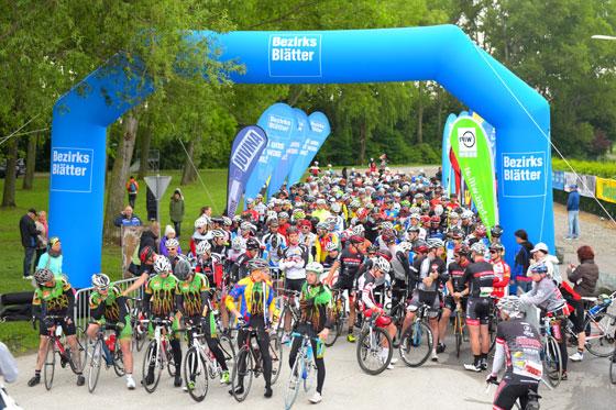 LeithaBerg Radmarathon am 15. Mai 2016