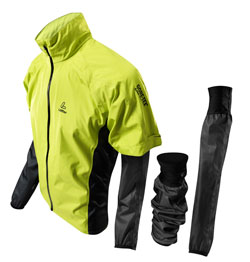 Active Shell Bike Jacke