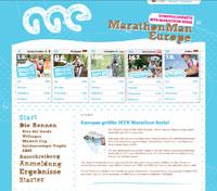 MarathonMan Serie - neue Homepage