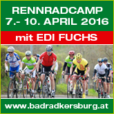 Rennrad Camp Bad Radkersburg