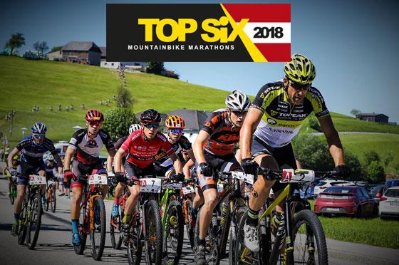 TopSix-Marathons 2018-Ein Sechserpack Mountainbikesport!