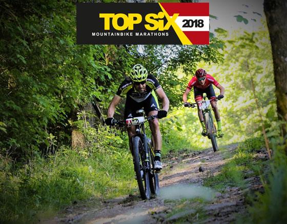 TopSix – Marathons 2018 – am 12. Mai geht`s los!