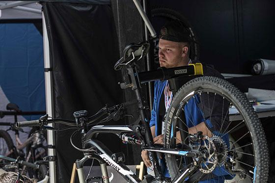 Ergebnisse Trophy Bike-Check - Specialized vor Cannondale und SCOTT