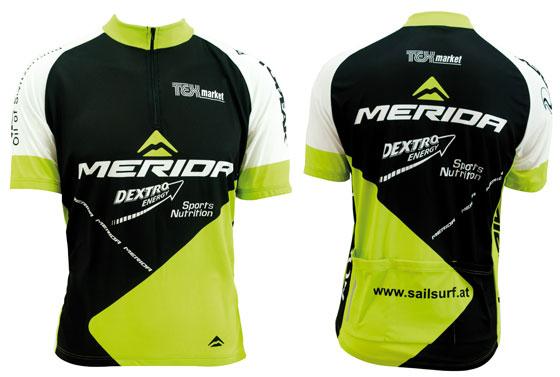 Bei der Salzkammergut-Trophy, Österreichs größtem MTB-Event: Gratis-Trikot von Merida!