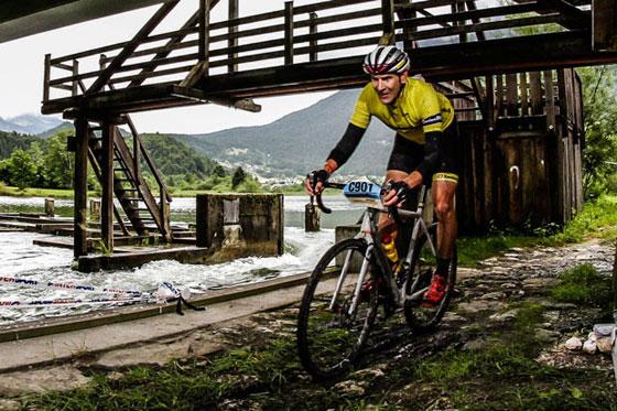 """Neu bei der Salzkammergut-Trophy 2018: """"Gravel-Marathon powered by Dachstein-Salzkammergut"""""""