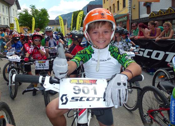 SCOTT Junior-Trophy – Nachwuchs aufs Bike