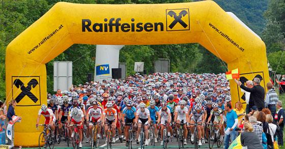 Wachauer Radtage 12. und 13. Juli 2014, Mautern an der Donau